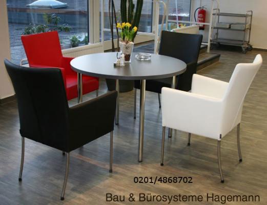 kantinenst hle kunstleder velbert wuppertal k ln planung beratung bunte einrichtung. Black Bedroom Furniture Sets. Home Design Ideas